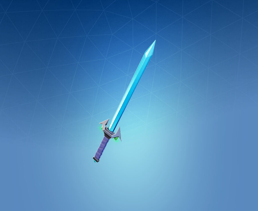 Epic Sword of Might Harvesting Tool