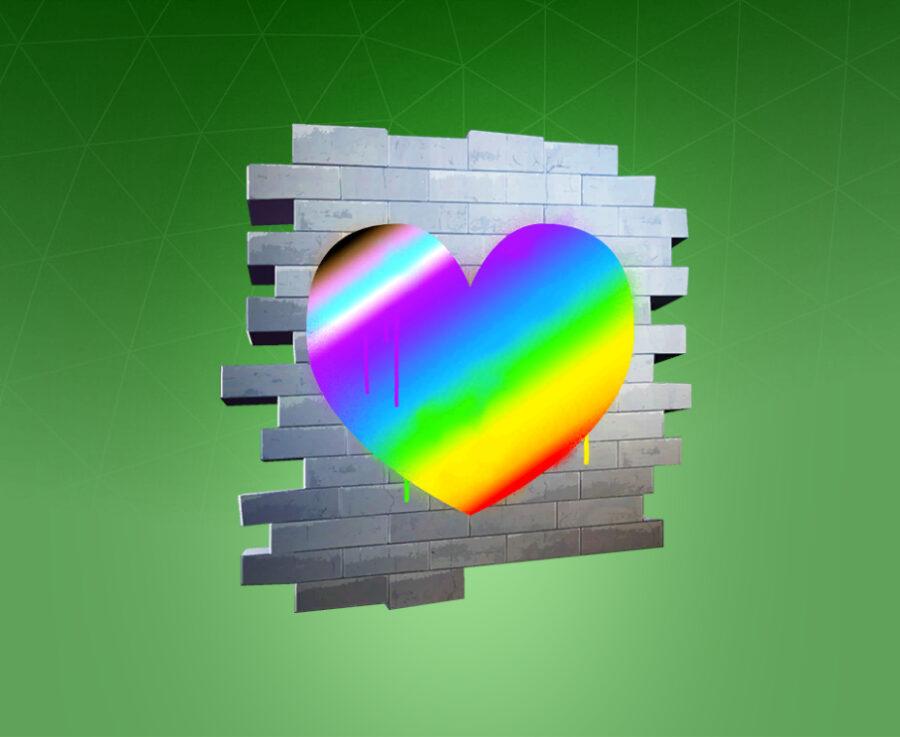 Vibrant Heart Spray