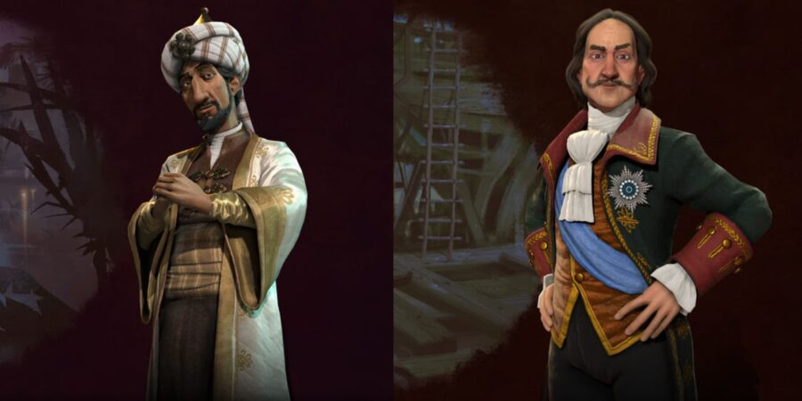 saladin and peter