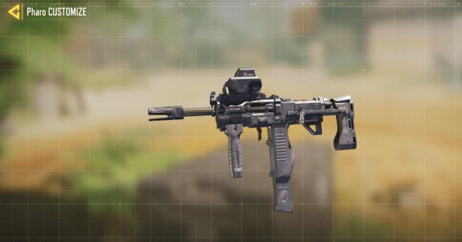 Screenshot of Call of Duty Mobile gameplay