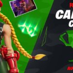 Fortnite Cammy Cup Title.