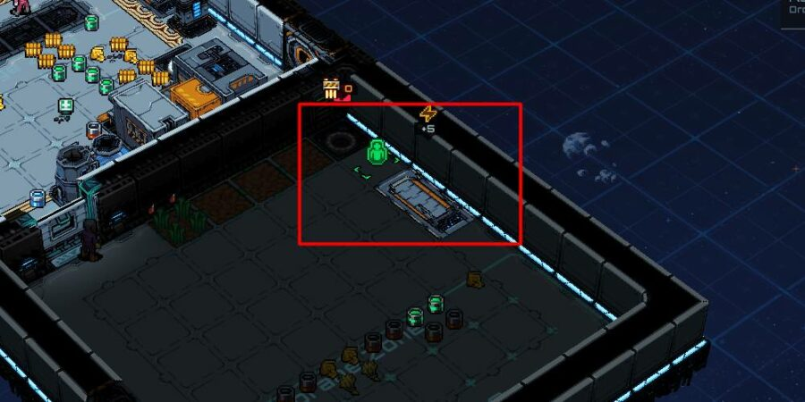 Placing an Object in STarmancer.