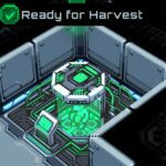 A Growing Colonist in Starmancer