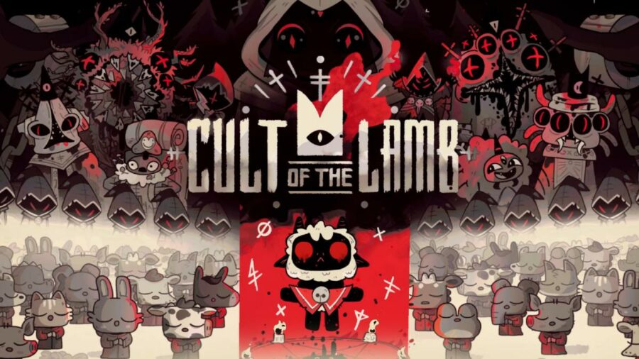 Cult of the Lamb Title