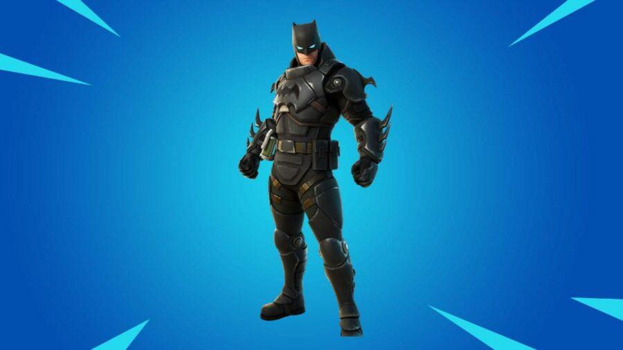 Armored Batman in Fortnite