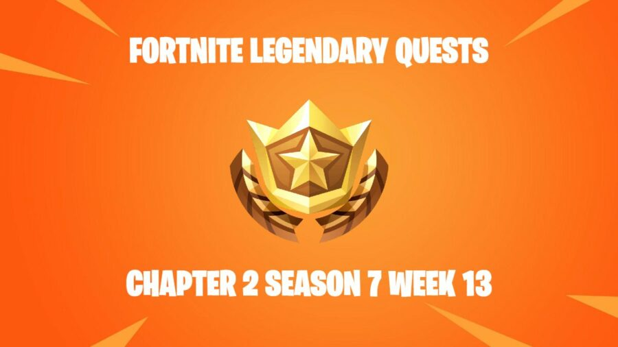 Fortnite Legendary Quests Title C2S7W13