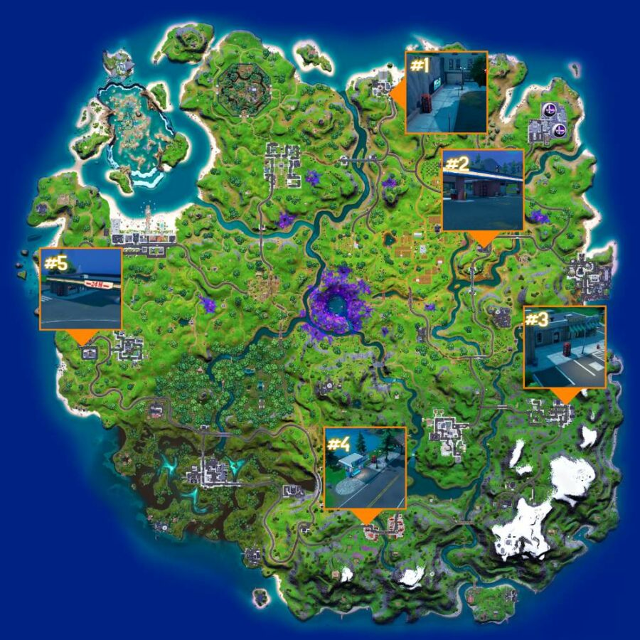 Phone Booth Locations in Fortnite c2s7.