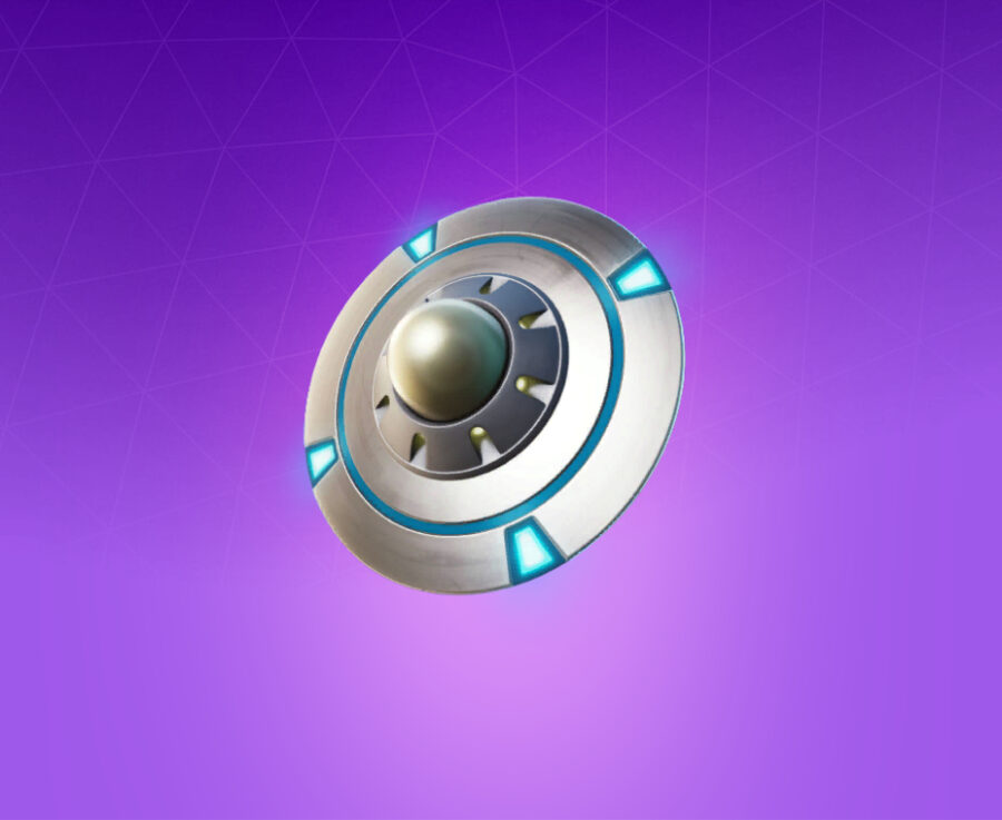 A Weather Balloon Back Bling