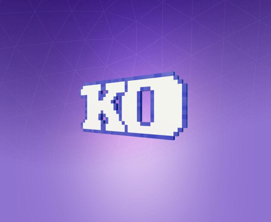K.O. Back Bling