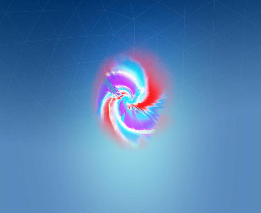 Whirl-Dye Back Bling