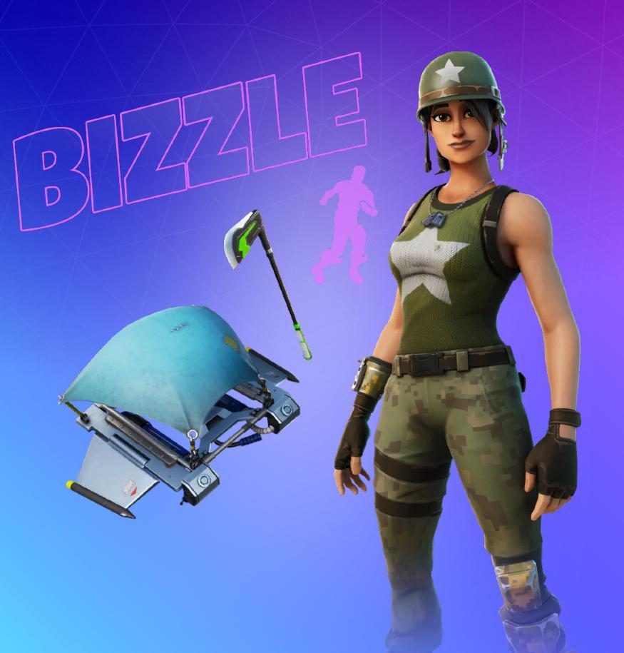 Bizzle's Locker Bundle Bundle