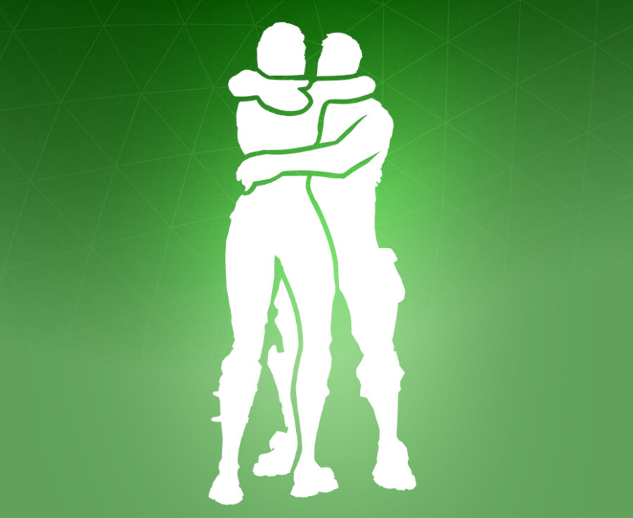 Bear Hug Emote