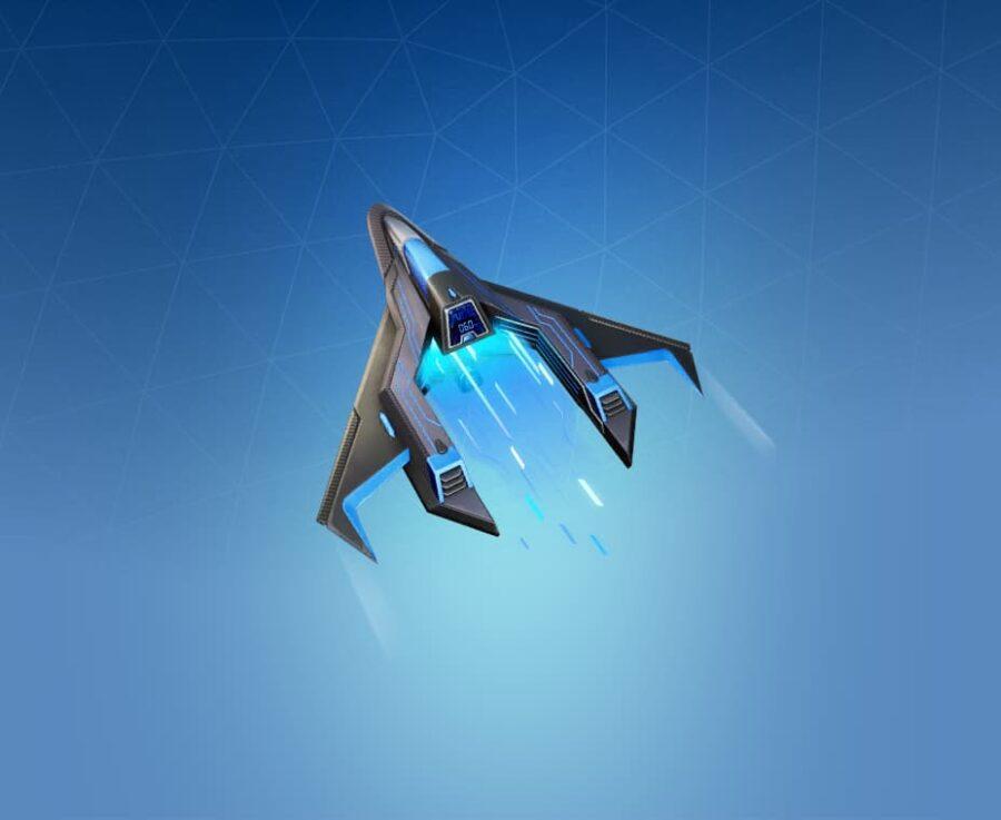 Blue Viper Glider