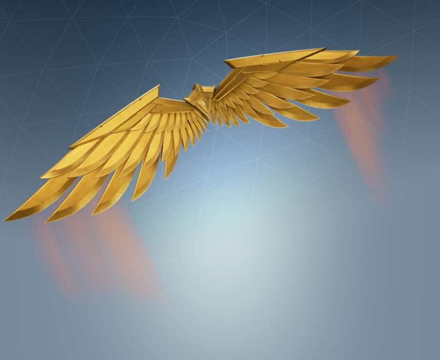 Golden Eagle Wings Glider