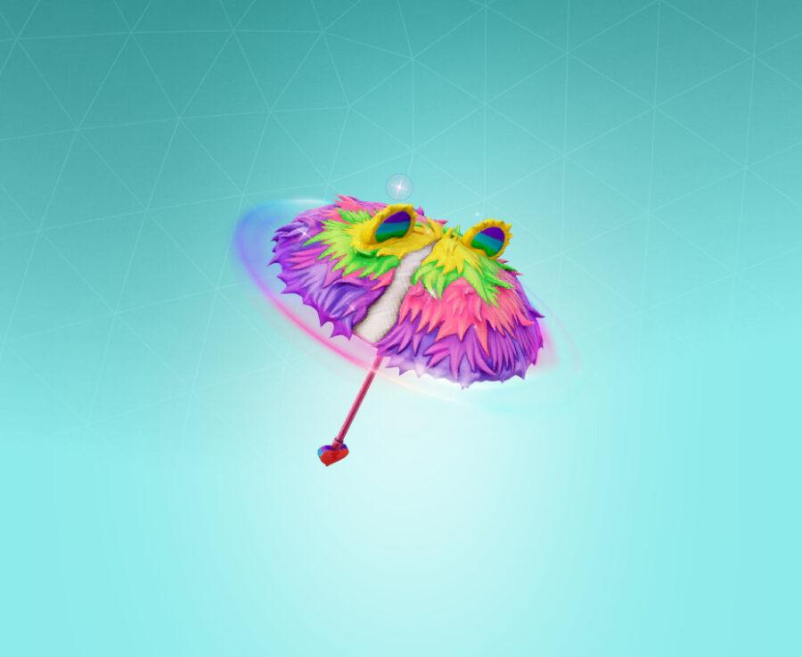 Rainbow Cloudcruiser Glider
