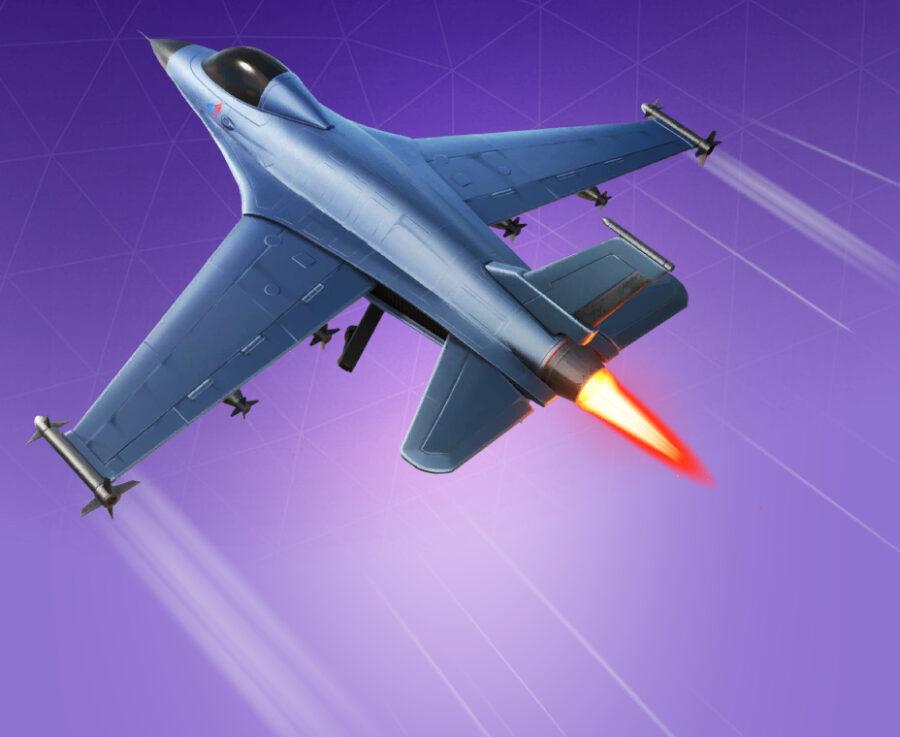 V-Trigger Vector Glider