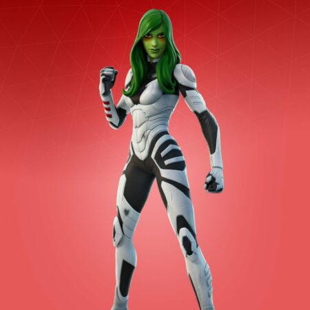 Gamora skin