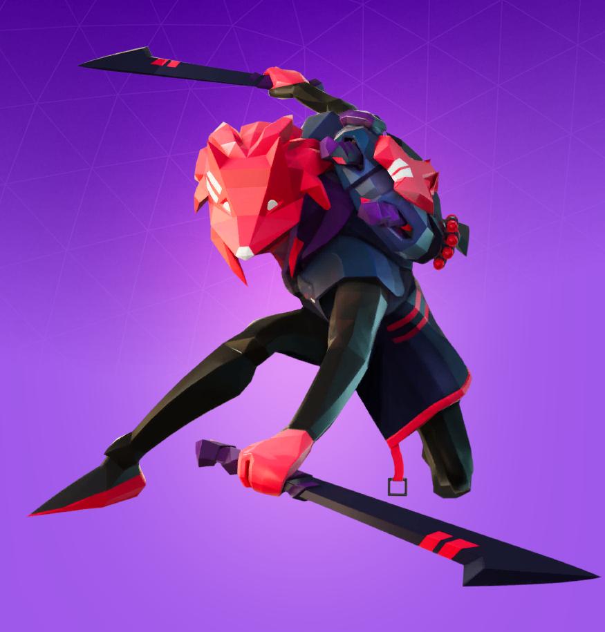 Vox Hunter Skin