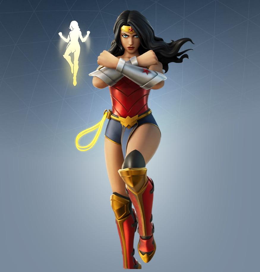 Wonder Woman Skin