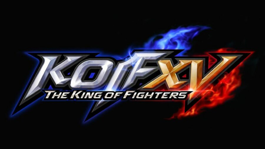 King of Fighters 15 Title