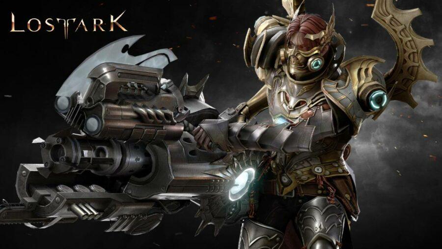 The Gunner in Lost Ark