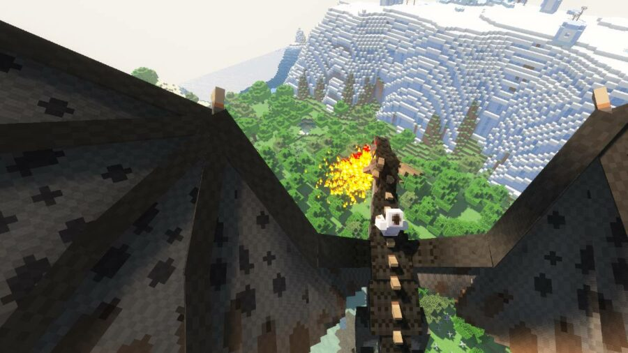 The Ice and Fire Mod in Minecraft