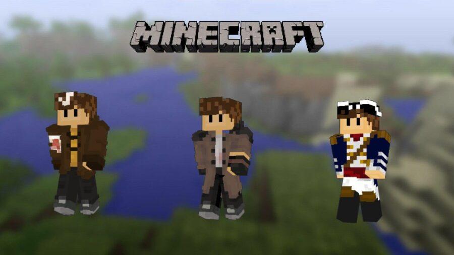 Wilbur Soots Skins in Minecraft