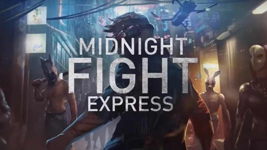 Midnight Fight Express Title