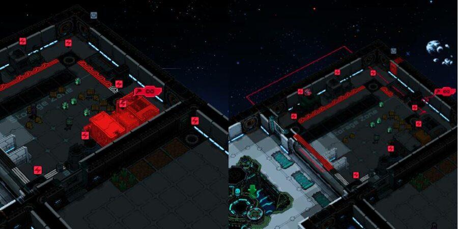 Destroying in Starmancer.