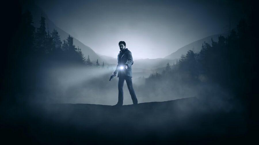 Main background for Alan Wake