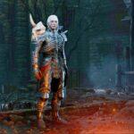 A Necromancer in Diablo 2 Resurrected