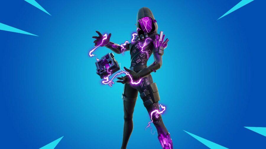Cube Assassin in Fortnite