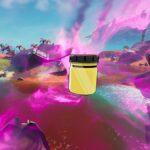 A Bottle of Desert Sand in Fortnite