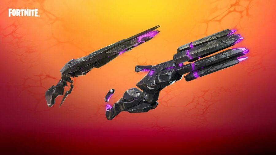 The Sideways Weapons in Fortnite