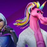 Sparkleman and Torin in Fortnite