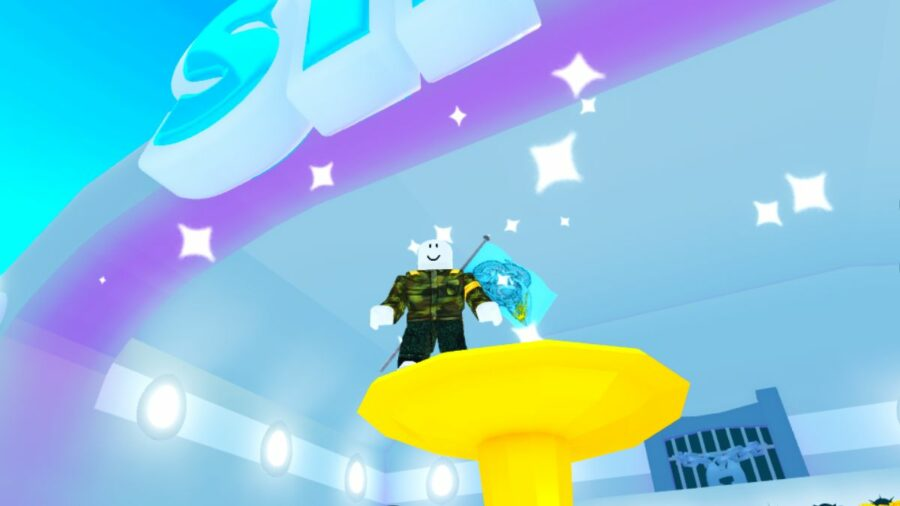 Wearing the Bandito Army Jacket in Roblox