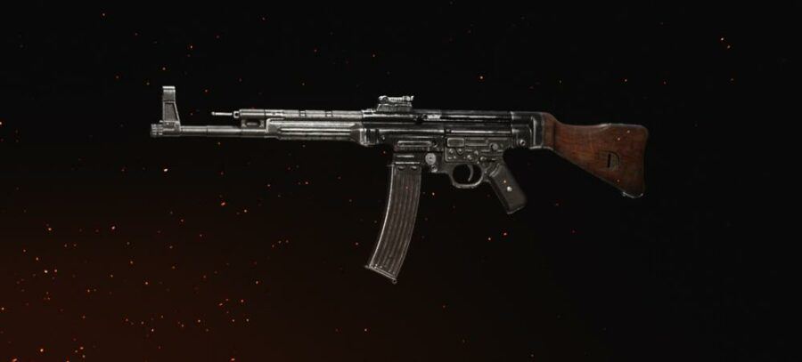 stg44 attachments in call of duty vanguard