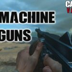 all SMGs in cod vanguard