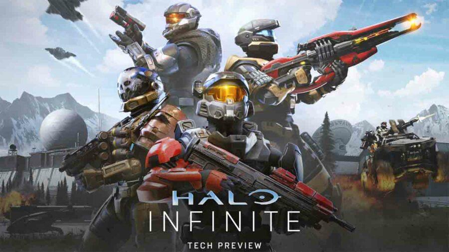 halo infinite tech preview 2