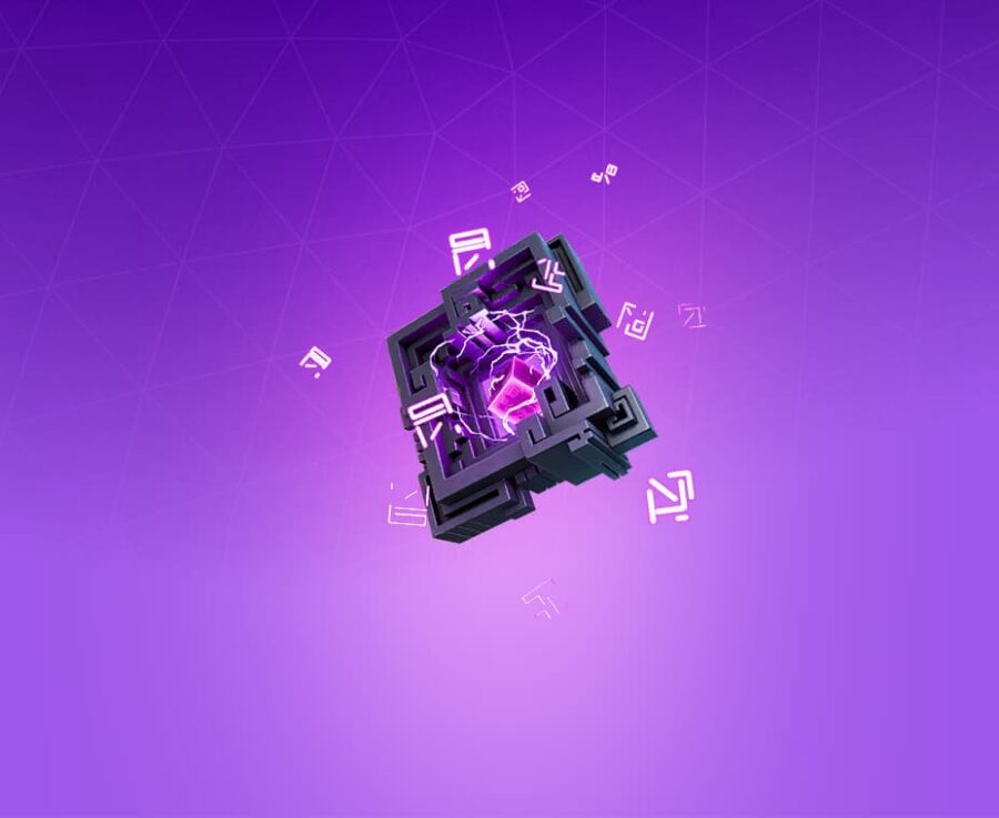 The Cubist Back Bling