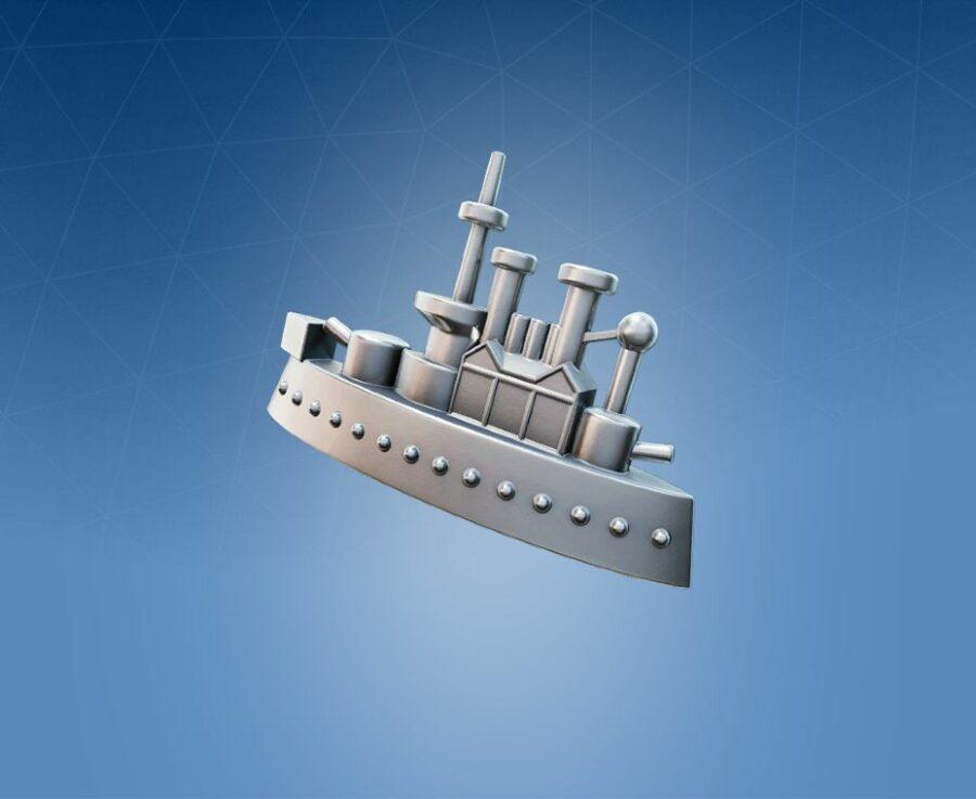 Battleship Back Bling