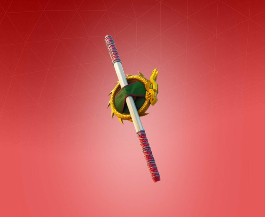 Great Protector's Shield Back Bling