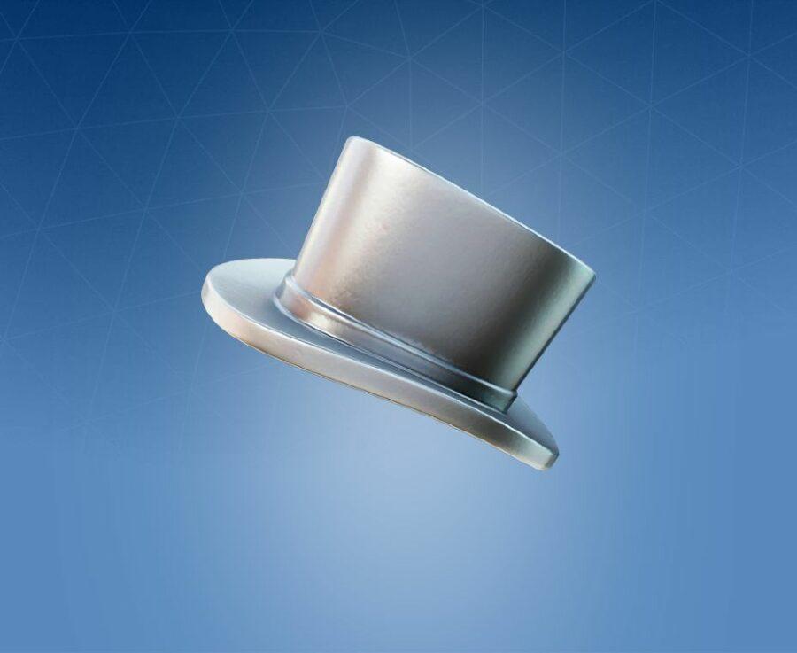 Top Hat Back Bling