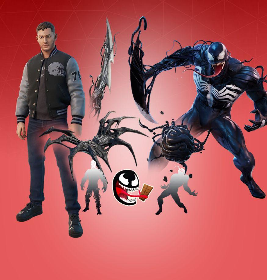 Venom Bundle Bundle