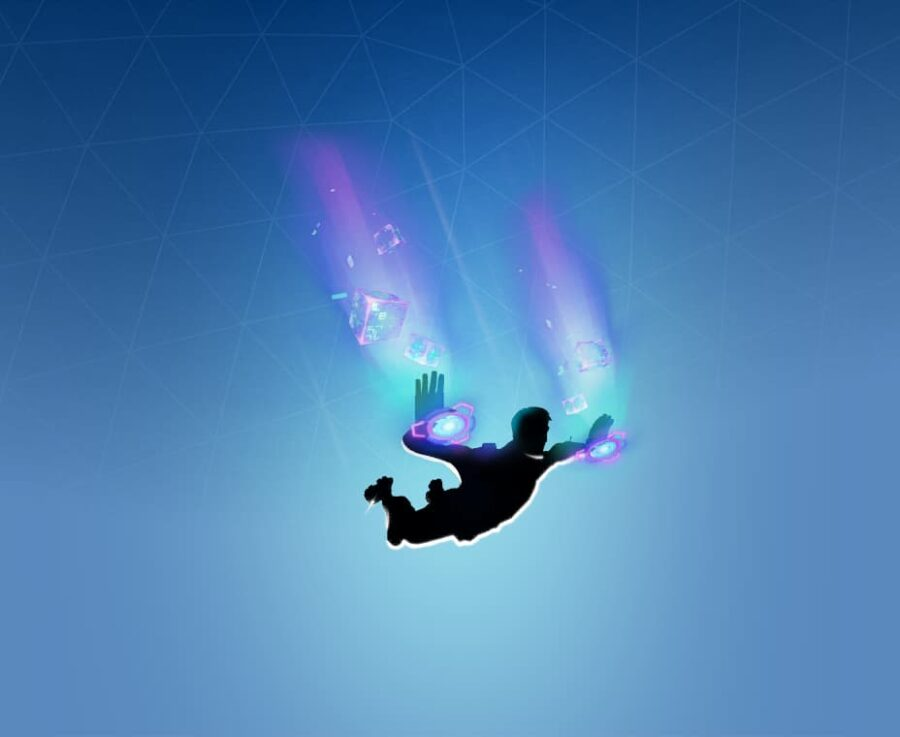Corrupted Cubes Contrail