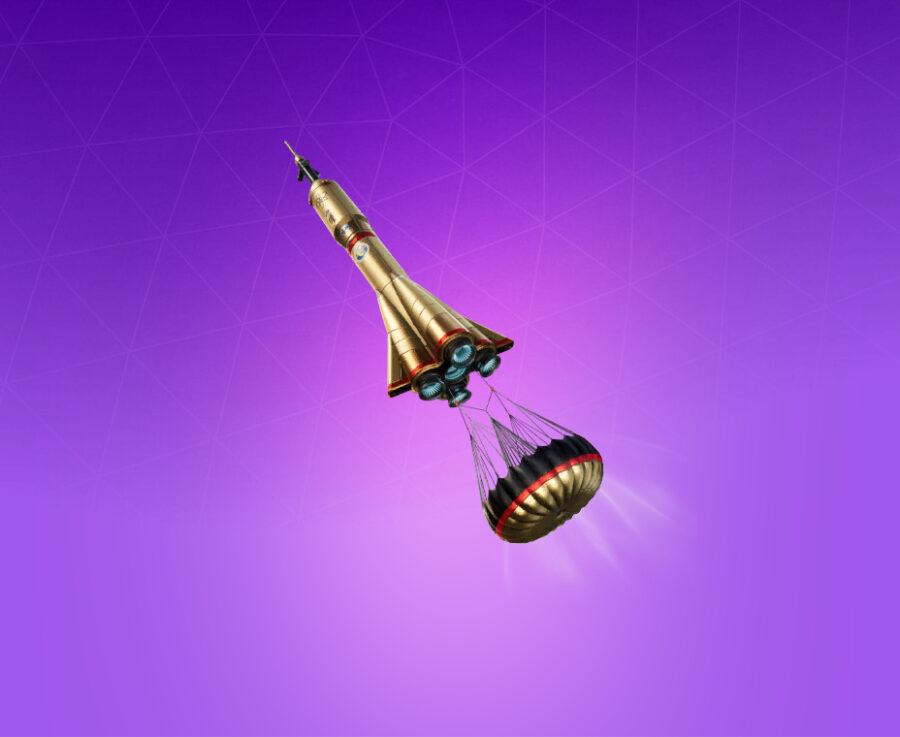 Rocket Science Glider