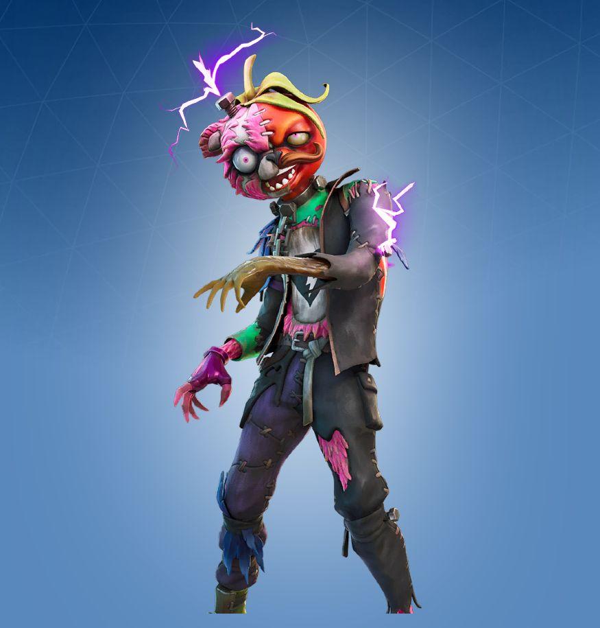 Curdle Scream Leader Skin
