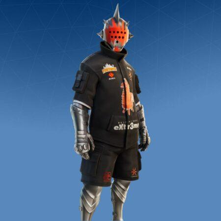Game Knight skin