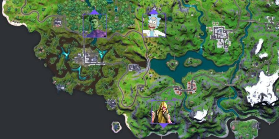 Where to purchase a rift in Fortnite C2S7W14