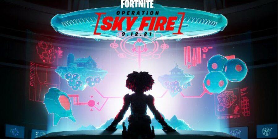 The Operation Sky Fire teaser promo